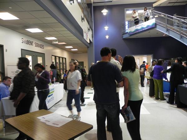 Seattle Vocational Institute Career Fair