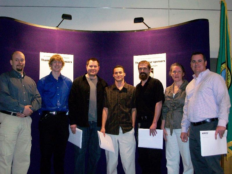 AJAC Graduating Apprentices - May 2011