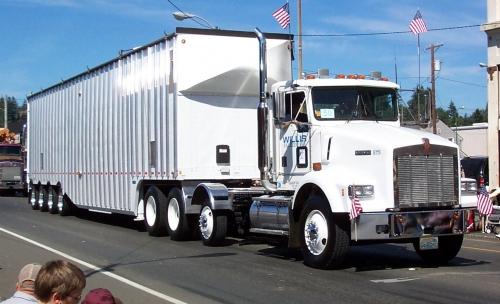 MTU truck