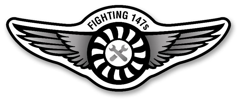 Fighting 147s Insignia