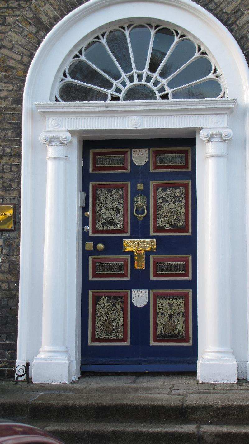 Irish Door Dublin