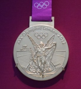 British Olympic 2012 Gold Medal