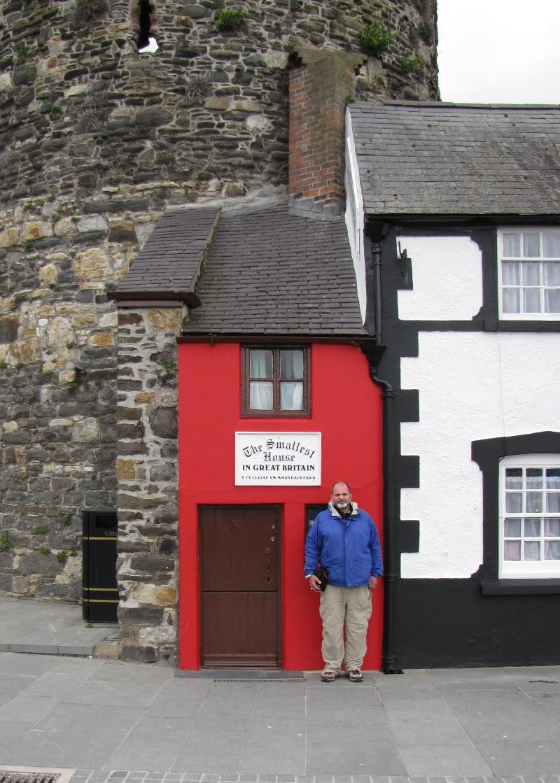 Britian's Smallest House