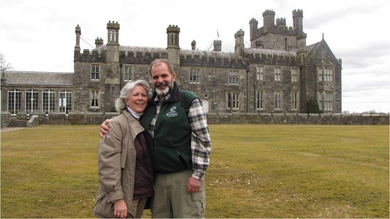 Hank & Anne Cron Castle Ireland