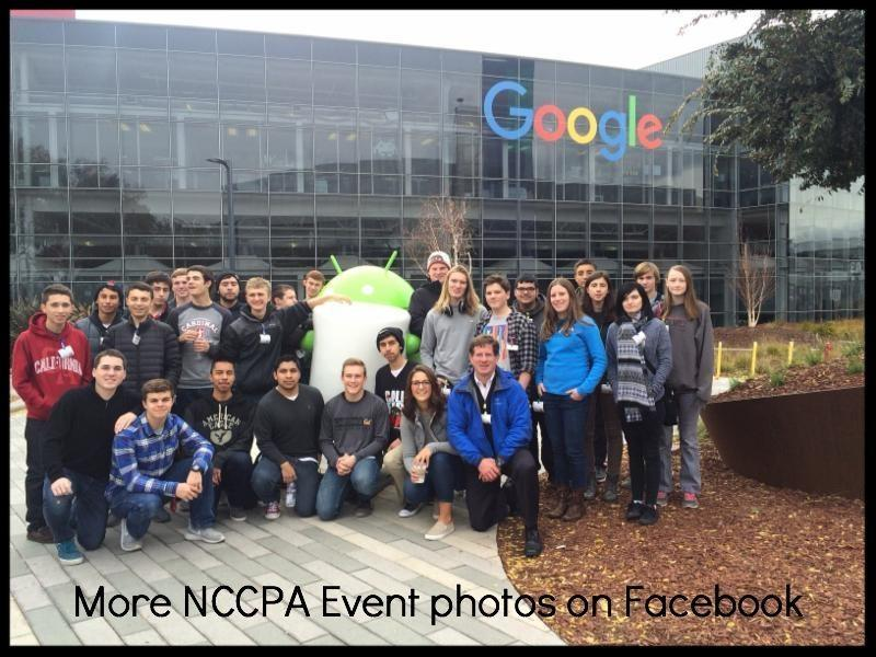 Napa High at Google