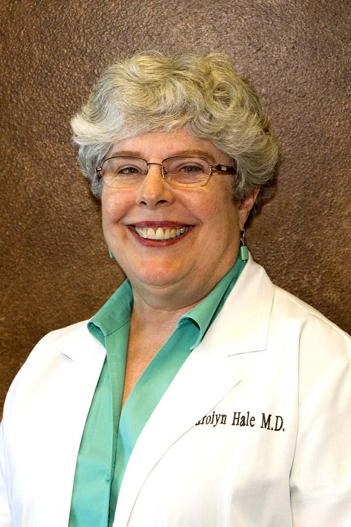 Dr, Hale new