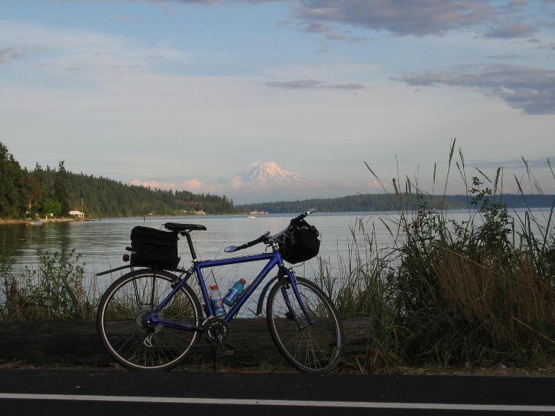 bike along beach