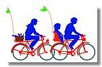 Biking Family