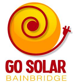 Go Solar Bainbridge Logo