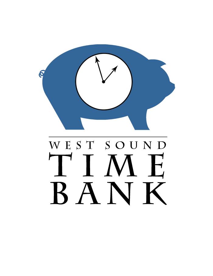 Time bank logo