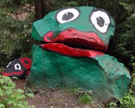 KT Frog Rock