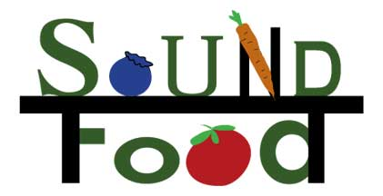Sound Food logo
