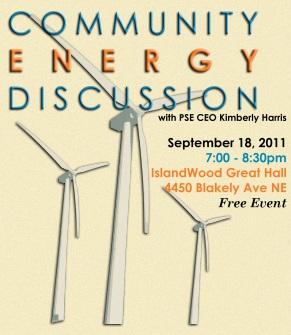 Community Energy Discussion Logo