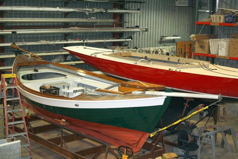 Block Island Boat