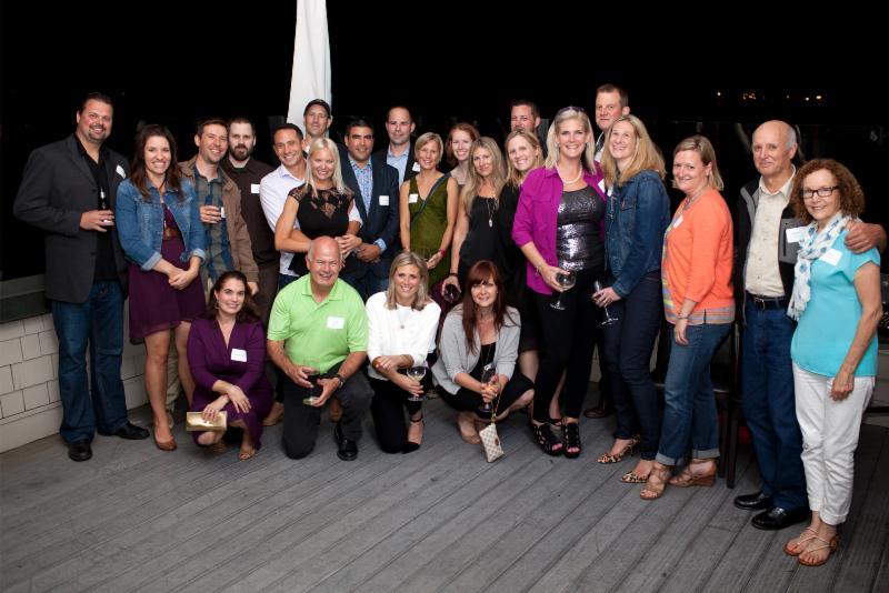 Grad 93 Reunion group picture