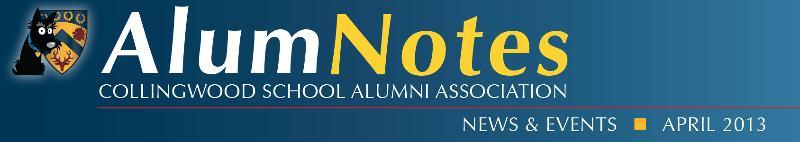 AlumNotes banner April 2013