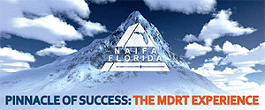 81st Annual NAIFA-FL Career Conference - Pinnacle of Success: The MDRT Experience