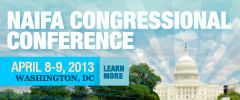 2013 NAIFA Congressional Conference