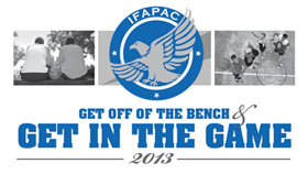 IFAPAC - Get Off the Bench and Get In the Game