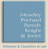 Moseley, Prichard, Parrish, Knight and Jones
