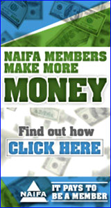 NAIFA Members Make More Money!