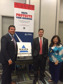 NAIFA-Jacksonville at Jax Expo 2015
