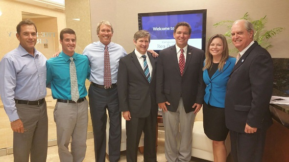 NAIFA-Jax Legislative Visit