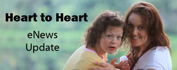 Heart to Heart eNews Updates