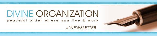 Divine Organization Newsletter