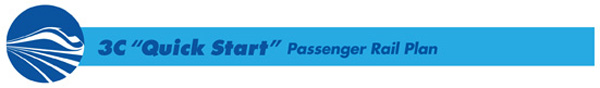 3C Quick Start Passenger Rail
