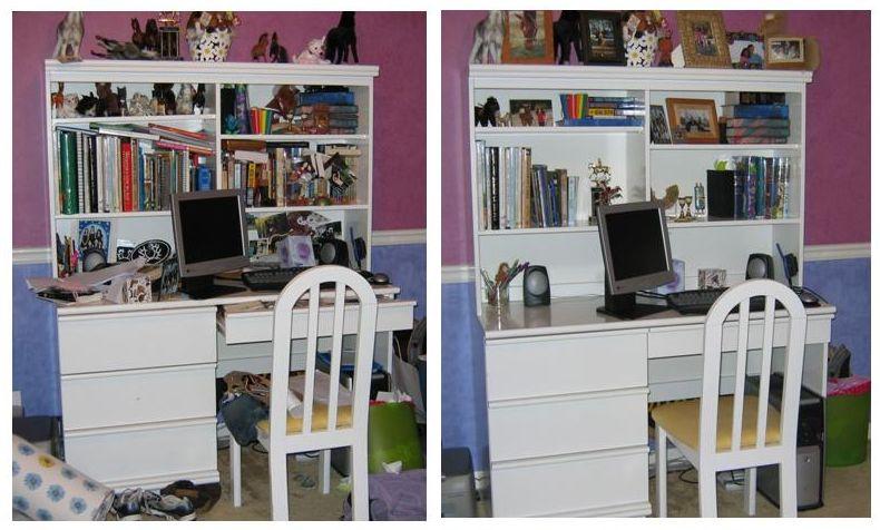 Desk - Before