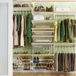 Elfa Closet System