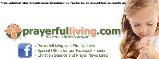 PrayerfuLiving.com on Facebook