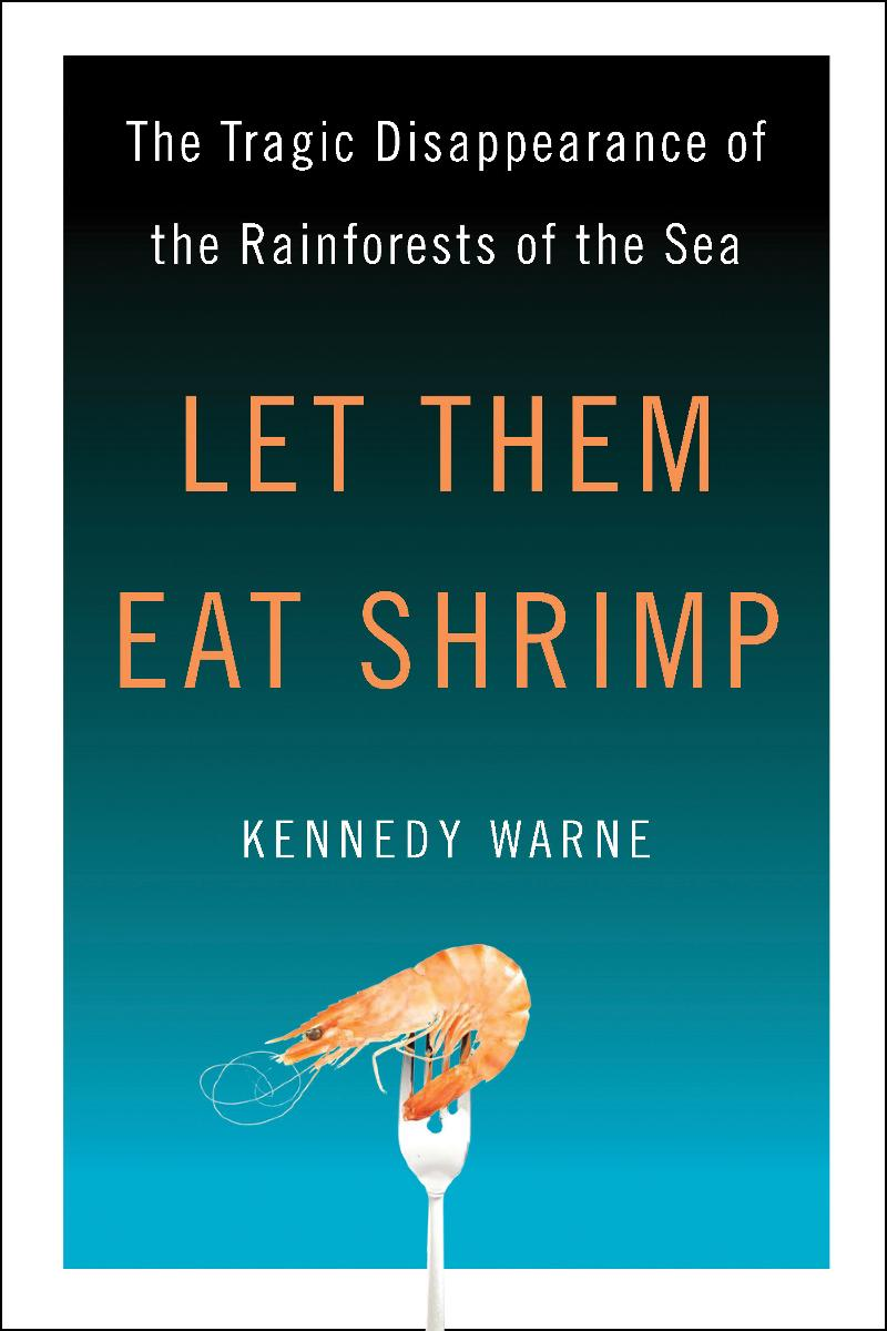 Warne -Eat Shrimp