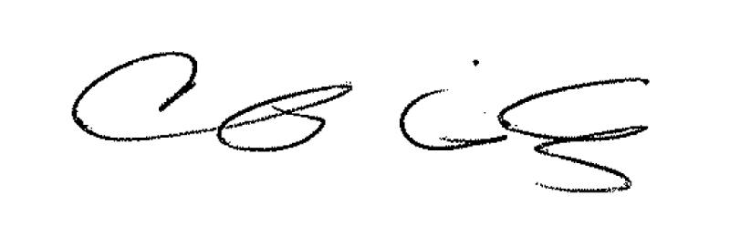 Chris Tilly Signature