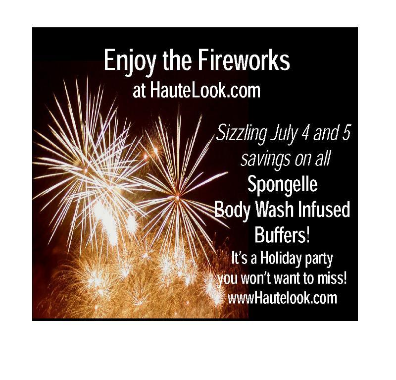 hautelook fireworks
