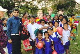 Natasha in India 1