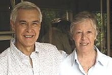 Andre and Elize van Belkum