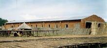 Rest House on Lake Malawi