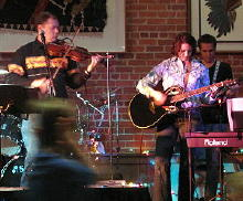 Soundpost Band Performs at the Boot Scoot