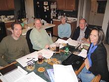 LifeNets Board Meeting 11-8-2010
