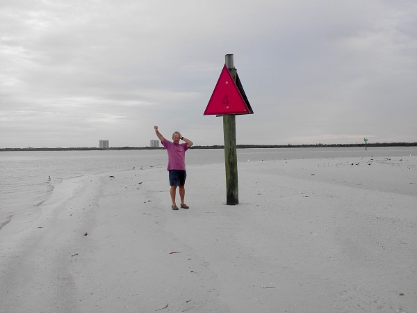 Fort Myers Beach Marker Problem