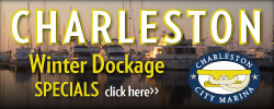 Charleston City Marina Winter, 2012 Dockage Specials