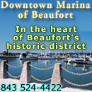 Downtown Beaufort Marina