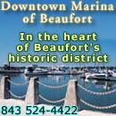 Downtown Beaufort Marina