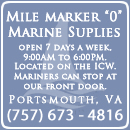 Mile Marker 0 Marine Supplies