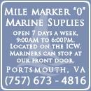 Mile Marker 0 Marine Supplies