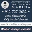 Fort McAllister Marina