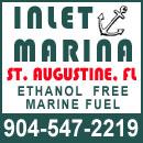 Inlet Marina - St. Augustine