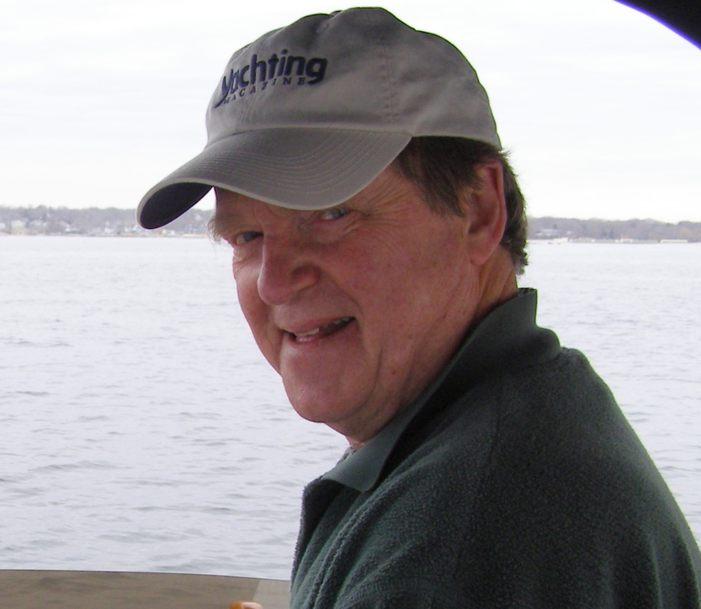Capt Ben Ellison of Panbo.com